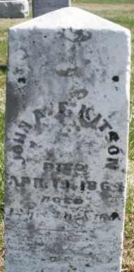 KITSON, JOHN A.F. - Montgomery County, Ohio | JOHN A.F. KITSON - Ohio Gravestone Photos