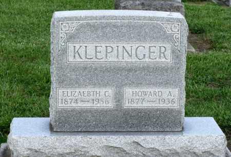 KLEPINGER, ELIZABETH C. - Montgomery County, Ohio | ELIZABETH C. KLEPINGER - Ohio Gravestone Photos