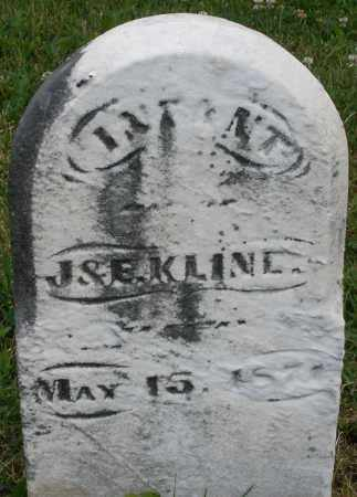 KLINE, INFANT DAUGHTER - Montgomery County, Ohio | INFANT DAUGHTER KLINE - Ohio Gravestone Photos
