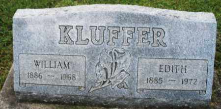 KLUFFER, WILLIAM - Montgomery County, Ohio | WILLIAM KLUFFER - Ohio Gravestone Photos