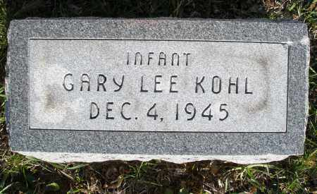 KOHL, GARY LEE INFANT - Montgomery County, Ohio | GARY LEE INFANT KOHL - Ohio Gravestone Photos
