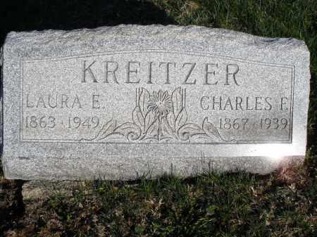 KREITZER, CHARLES - Montgomery County, Ohio | CHARLES KREITZER - Ohio Gravestone Photos