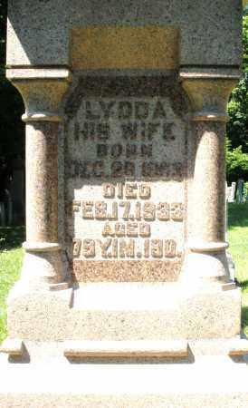 KREITZER, LYDIA - Montgomery County, Ohio | LYDIA KREITZER - Ohio Gravestone Photos