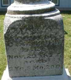 KUHN, MARY JANE - Montgomery County, Ohio | MARY JANE KUHN - Ohio Gravestone Photos