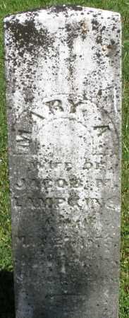 LAMPKINS, MARY A. - Montgomery County, Ohio | MARY A. LAMPKINS - Ohio Gravestone Photos
