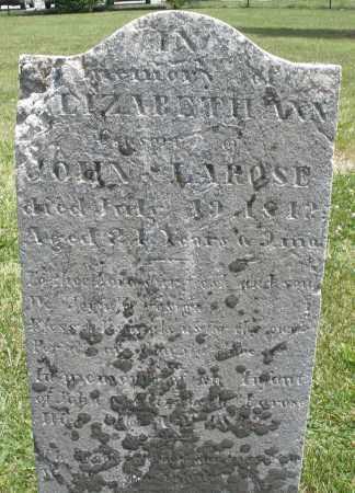 LAROSE, ELIZABETH ANN - Montgomery County, Ohio | ELIZABETH ANN LAROSE - Ohio Gravestone Photos