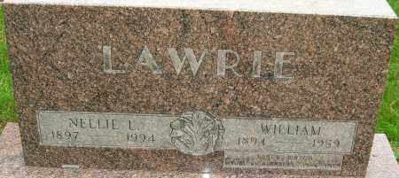 LAWRIE, NELLIE - Montgomery County, Ohio | NELLIE LAWRIE - Ohio Gravestone Photos