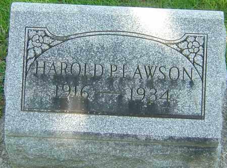 LAWSON, HAROLD - Montgomery County, Ohio | HAROLD LAWSON - Ohio Gravestone Photos