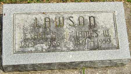 LAWSON, JAMES W - Montgomery County, Ohio | JAMES W LAWSON - Ohio Gravestone Photos