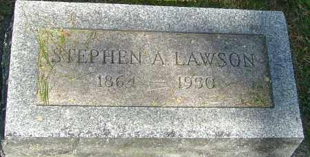 LAWSON, STEPHEN - Montgomery County, Ohio | STEPHEN LAWSON - Ohio Gravestone Photos
