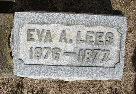 LEES, EVA A. - Montgomery County, Ohio | EVA A. LEES - Ohio Gravestone Photos