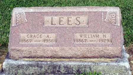 LEES, WILLIAM H. - Montgomery County, Ohio | WILLIAM H. LEES - Ohio Gravestone Photos