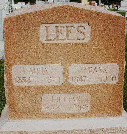 LEES, LAURA - Montgomery County, Ohio | LAURA LEES - Ohio Gravestone Photos