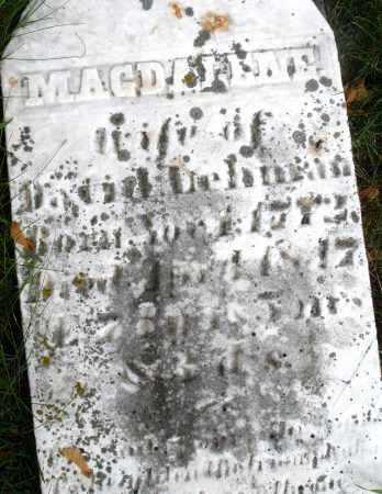 LEHMAN, MAGDALENE - Montgomery County, Ohio | MAGDALENE LEHMAN - Ohio Gravestone Photos