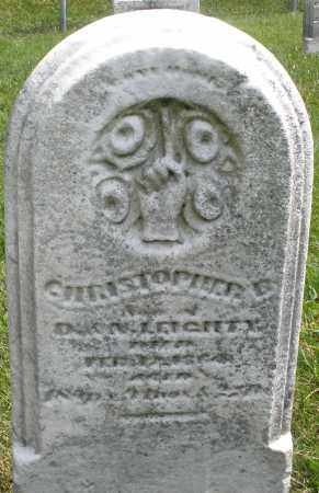 LEIGHTY, CHRISTOPHER - Montgomery County, Ohio | CHRISTOPHER LEIGHTY - Ohio Gravestone Photos