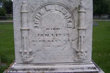LESHER, JOHN M. - Montgomery County, Ohio | JOHN M. LESHER - Ohio Gravestone Photos