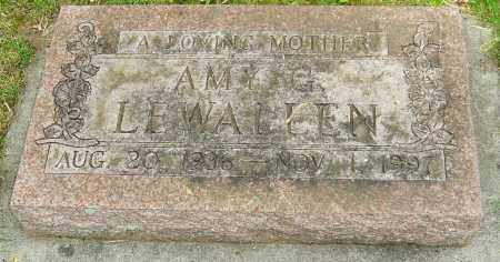 LEWALLEN, AMY G - Montgomery County, Ohio | AMY G LEWALLEN - Ohio Gravestone Photos