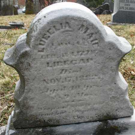 LIBECAP, LUECLIA M.? - Montgomery County, Ohio | LUECLIA M.? LIBECAP - Ohio Gravestone Photos