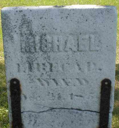 LIBECAP, MICHAEL - Montgomery County, Ohio | MICHAEL LIBECAP - Ohio Gravestone Photos