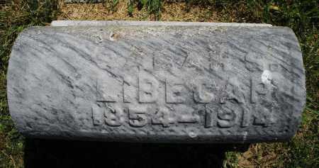 LIBECAP, SARAH S. - Montgomery County, Ohio | SARAH S. LIBECAP - Ohio Gravestone Photos