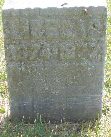 LIBECAP, THOMAS - Montgomery County, Ohio | THOMAS LIBECAP - Ohio Gravestone Photos
