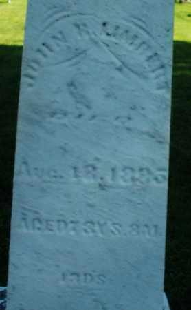 LIMBERT, JOHN R. - Montgomery County, Ohio | JOHN R. LIMBERT - Ohio Gravestone Photos