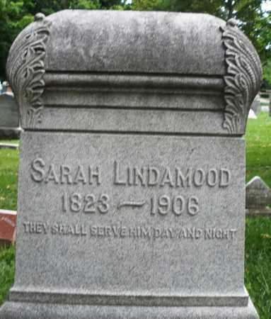 LINDAMOOD, SARAH - Montgomery County, Ohio | SARAH LINDAMOOD - Ohio Gravestone Photos