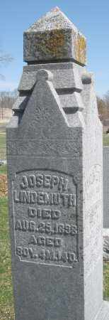 LINDEMUTH, JOSEPH - Montgomery County, Ohio | JOSEPH LINDEMUTH - Ohio Gravestone Photos