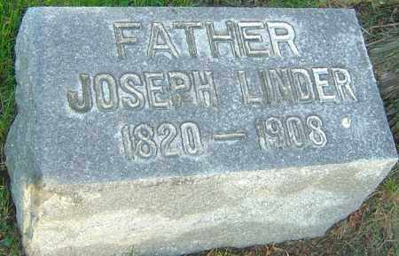 LINDER, JOSEPH - Montgomery County, Ohio | JOSEPH LINDER - Ohio Gravestone Photos