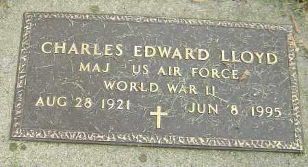 LLOYD, CHARLES EDWARD - Montgomery County, Ohio | CHARLES EDWARD LLOYD - Ohio Gravestone Photos