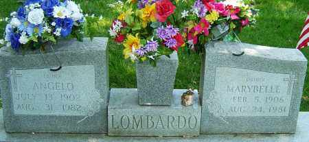 LOMBARDO, ANGELO - Montgomery County, Ohio | ANGELO LOMBARDO - Ohio Gravestone Photos