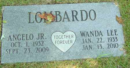 LOMBARDO JR., ANGELO - Montgomery County, Ohio | ANGELO LOMBARDO JR. - Ohio Gravestone Photos