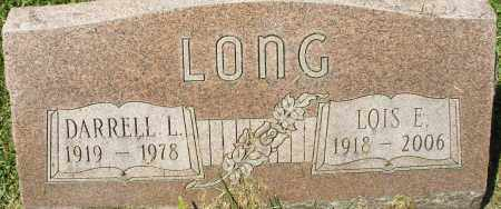 LONG, LOIS E. - Montgomery County, Ohio | LOIS E. LONG - Ohio Gravestone Photos