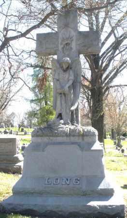 LONG, MONUMENT - Montgomery County, Ohio   MONUMENT LONG - Ohio Gravestone Photos