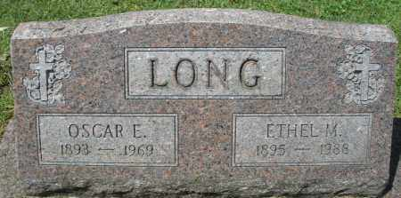LONG, OSCAR E. - Montgomery County, Ohio | OSCAR E. LONG - Ohio Gravestone Photos