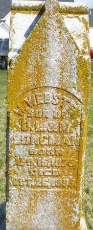 LONGMAN, W. WEBSTER - Montgomery County, Ohio | W. WEBSTER LONGMAN - Ohio Gravestone Photos
