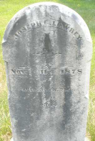 LOWREY, JOSEPH - Montgomery County, Ohio | JOSEPH LOWREY - Ohio Gravestone Photos