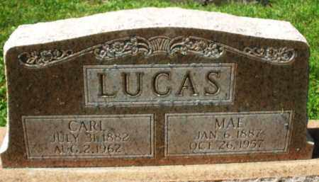LUCAS, CARL - Montgomery County, Ohio | CARL LUCAS - Ohio Gravestone Photos