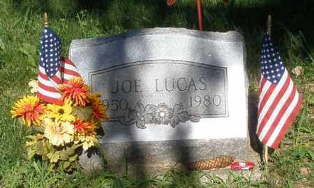LUCAS, JOE - Montgomery County, Ohio | JOE LUCAS - Ohio Gravestone Photos