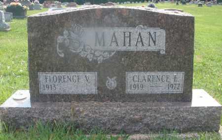 MAHAN, CLARENCE E. SR. - Montgomery County, Ohio | CLARENCE E. SR. MAHAN - Ohio Gravestone Photos