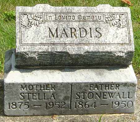 MARDIS, STELLA JANE - Montgomery County, Ohio | STELLA JANE MARDIS - Ohio Gravestone Photos