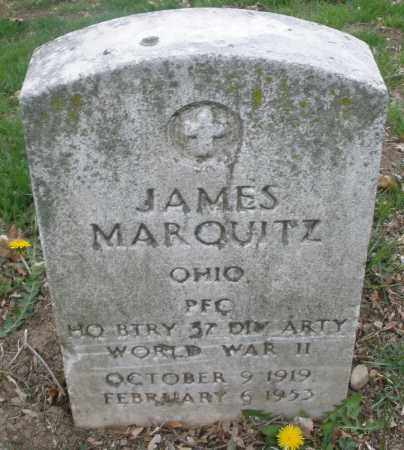 MARQUITZ, JAMES - Montgomery County, Ohio | JAMES MARQUITZ - Ohio Gravestone Photos