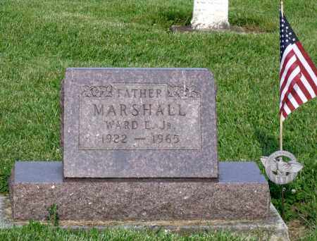 MARSHALL, WARD E. - Montgomery County, Ohio | WARD E. MARSHALL - Ohio Gravestone Photos