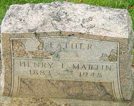 MARTIN, HENRY I - Montgomery County, Ohio | HENRY I MARTIN - Ohio Gravestone Photos