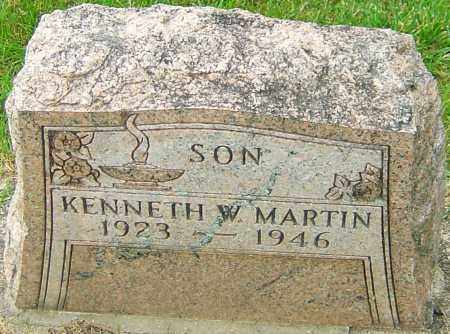 MARTIN, KENNETH - Montgomery County, Ohio | KENNETH MARTIN - Ohio Gravestone Photos