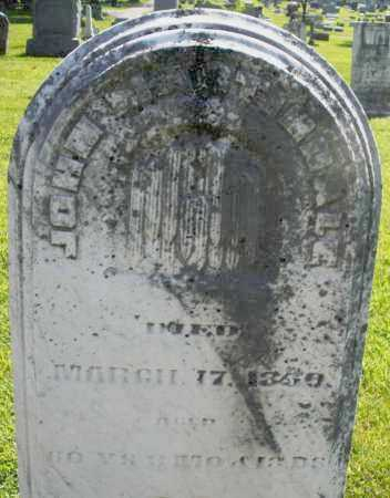 MARTINDALE, JOHN - Montgomery County, Ohio | JOHN MARTINDALE - Ohio Gravestone Photos