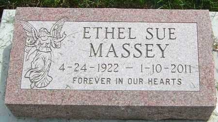 MASSEY, ETHEL SUE - Montgomery County, Ohio | ETHEL SUE MASSEY - Ohio Gravestone Photos