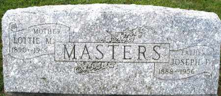 MASTERS, LOTTIE M. - Montgomery County, Ohio | LOTTIE M. MASTERS - Ohio Gravestone Photos