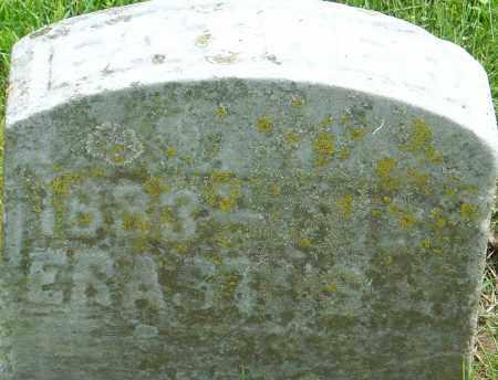 MAXWELL, ERASTUS A - Montgomery County, Ohio | ERASTUS A MAXWELL - Ohio Gravestone Photos