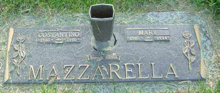 MAZZARELLA, COSTANTINO - Montgomery County, Ohio | COSTANTINO MAZZARELLA - Ohio Gravestone Photos